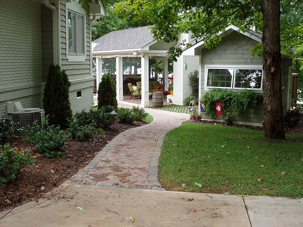 Landscaping Paving Stones Patios Charlotte North
